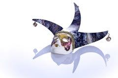 Een mooi carnivalemasker Stock Foto's