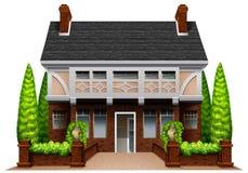 Een mooi huis Royalty-vrije Stock Foto