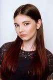 Een mooi 13 jaar oud meisje Royalty-vrije Stock Foto's