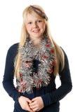 Een mooi jong meisje Royalty-vrije Stock Afbeelding