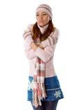 Een mooi jong meisje Stock Foto