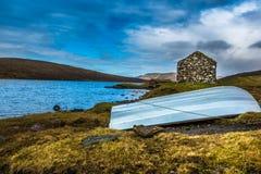 Een mooi landschap Stock Afbeelding