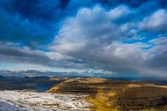 Een mooi landschap Stock Foto's