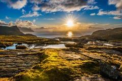 Een mooi landschap Stock Fotografie