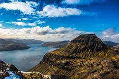 Een mooi landschap Royalty-vrije Stock Foto's