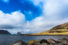 Een mooi landschap Royalty-vrije Stock Fotografie