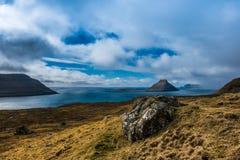 Een mooi landschap Royalty-vrije Stock Afbeeldingen