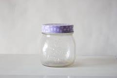 Een mooie fles met witte achtergrond Royalty-vrije Stock Foto