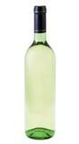 Een mooie fles van wijnstok stock foto