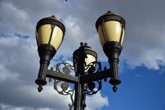 Een mooie lantaarn Stock Afbeelding