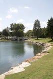 Een mooie parkachtergrond royalty-vrije stock foto