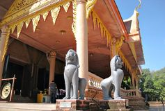 Een mooie tempel Stock Afbeeldingen