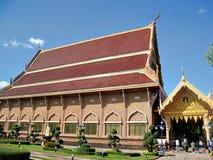 Een mooie tempel Stock Foto