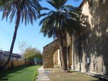 Een moskee in de stad van Nicosia royalty-vrije stock foto