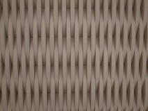 Een muur met krommendetails Stock Foto