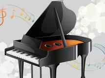 Een muzikaal instrument royalty-vrije illustratie