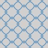 Een naadloos patroon, in de vorm van blokken en netwerk, in de kleuren van de herfst van en de winter van 2018 en 2019 Royalty-vrije Stock Afbeeldingen