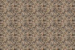Een naadloze patroontextuur van de natuurlijke grijze en gele oppervlakte van de granietsteen in de foto stock fotografie