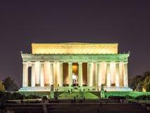 Een Nacht met Lincoln royalty-vrije stock fotografie