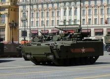 Een nieuwe IFV t-15 Armata Royalty-vrije Stock Foto