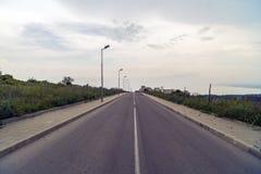 Een nieuwe weg Stock Afbeeldingen