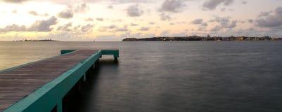 Een oceaanmening stock afbeeldingen