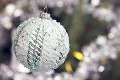 Een ongebruikelijke Kerstmissnuisterij Royalty-vrije Stock Afbeelding