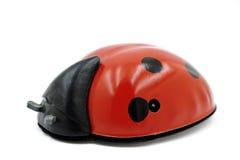 Een onzelieveheersbeestje van het Stuk speelgoed Royalty-vrije Stock Foto