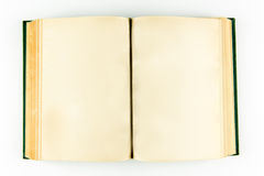 Een open Boek Stock Afbeelding
