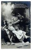 Een opera Tannhauser door Richard Wagner stock foto