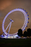 Een oriëntatiepunt van Londen stock foto's