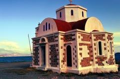 Een orthodoxe kerk Stock Foto