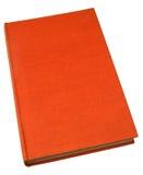 Een oud boek met harde kaftboek royalty-vrije stock fotografie