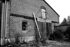 Een oud huis Royalty-vrije Stock Foto