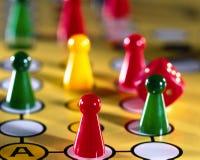 Een oud spel Stock Foto's