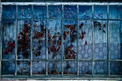 Een oud venster Stock Foto