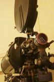 Een oude 35mm filmprojector Stock Foto's