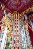 Een oude Boeddhistische tempel tegen de hemel Royalty-vrije Stock Foto's