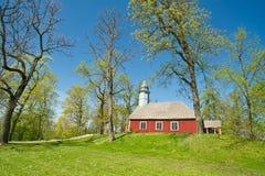 Een oude en mooie kerk Royalty-vrije Stock Foto