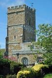 Een oude Engelse Kerk Royalty-vrije Stock Afbeelding