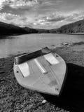 Een oude snelheidsboot in Waker Quay royalty-vrije stock afbeeldingen