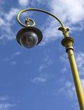 Een ouderwetse lantaarn. Stock Afbeeldingen