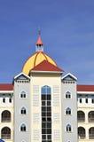 Een overkoepeld dak Royalty-vrije Stock Foto