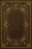 De klassieke Dekking van het Boek stock illustratie