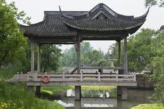 Een paviljoen royalty-vrije stock afbeelding