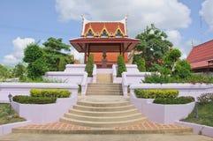 Een paviljoen binnen de gebieden van een klooster Stock Fotografie