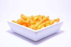 Een plaat van snacks Royalty-vrije Stock Afbeeldingen