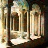 Een plaats in Rome Royalty-vrije Stock Fotografie