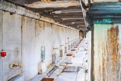Een plaats voor het baden Stock Afbeeldingen