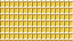 Een prachtige achtergrond voor rechthoeken gaf groep gestalte die uit eensgezind genestelde vierkanten, mooie kleuren en aantrekk Royalty-vrije Stock Afbeelding